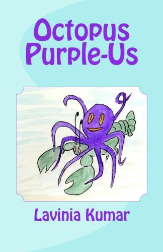 Octopus Purple-us Book Cover Image